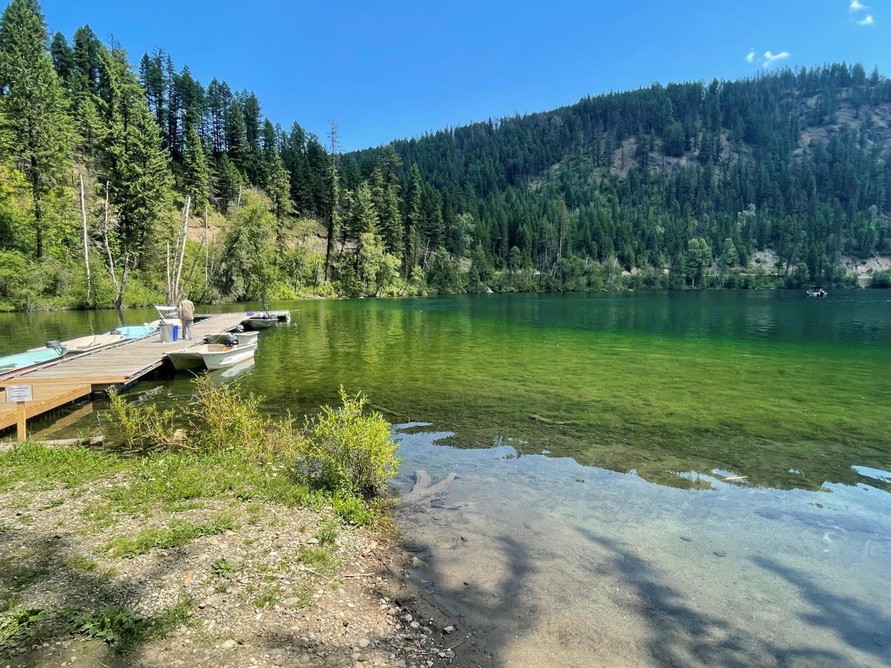 Echo lake resort 16
