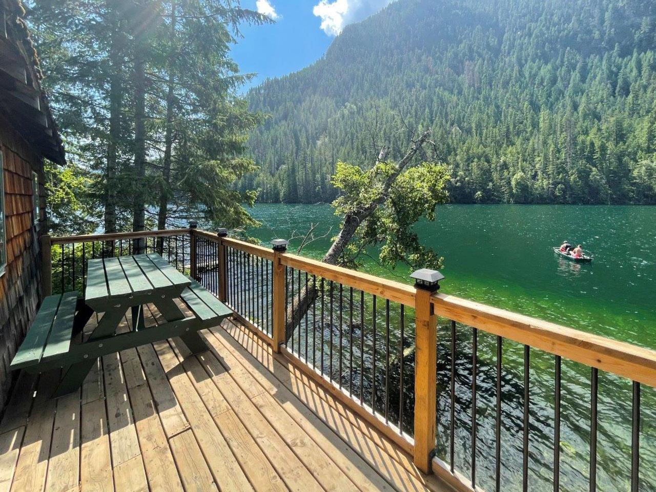 Echo lake resort 22
