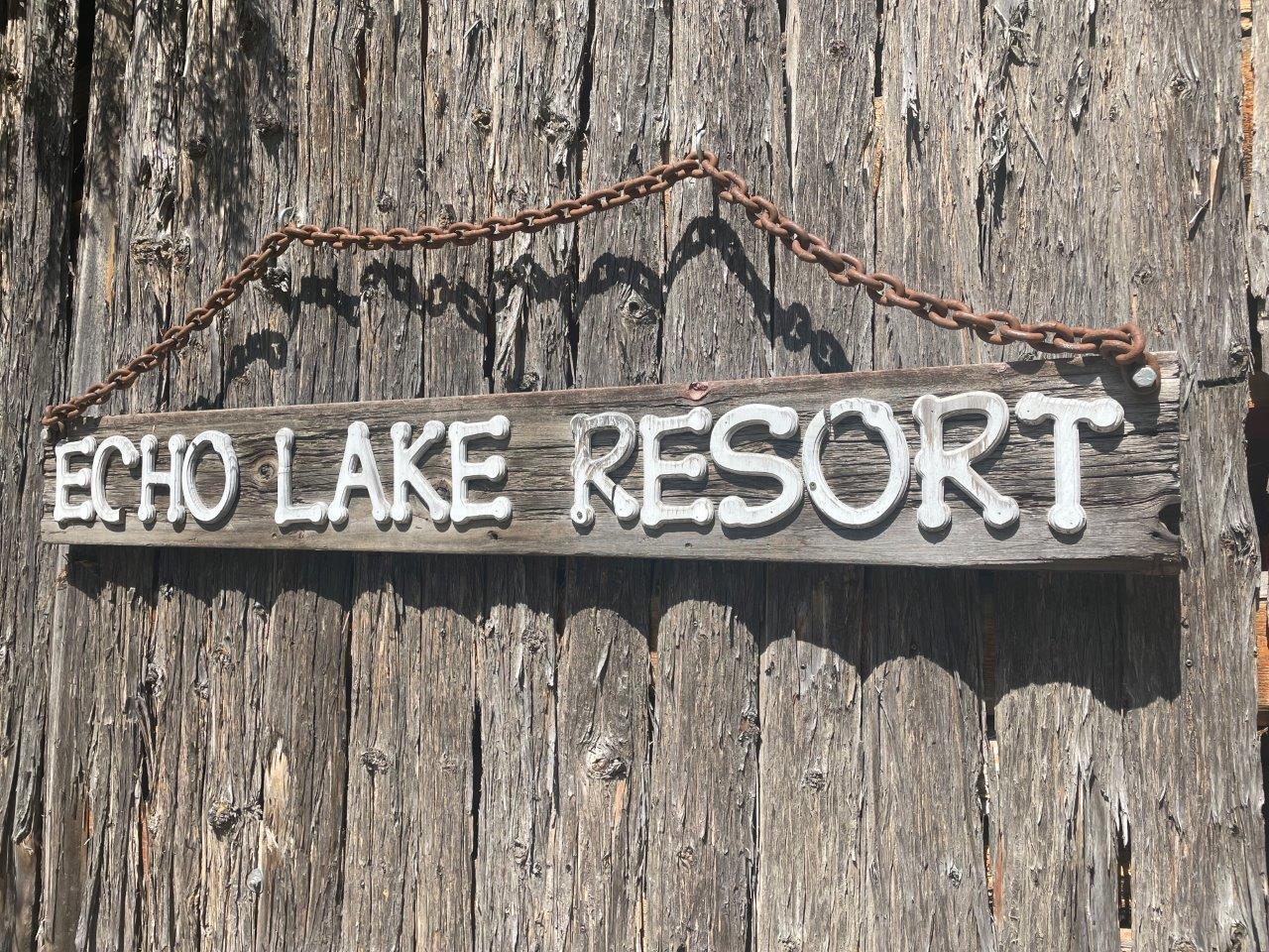 Echo lake resort 72