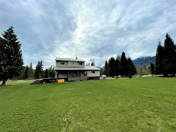 Large Estate Acreage Near Famed Skeena River - Terrace, BC