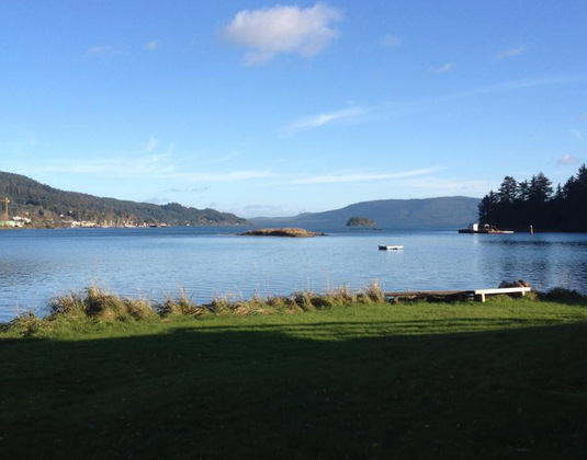 Oceanfront Home - Queen Charlotte City, BC