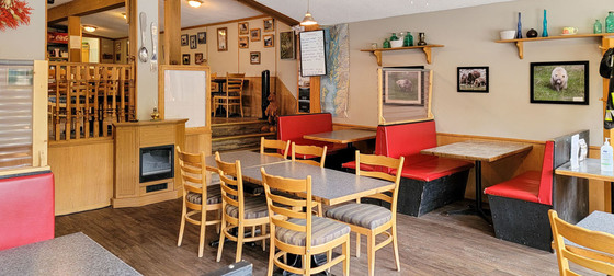 Silverado Café and Pizza Parlour - Stewart, BC - Alaskan Border