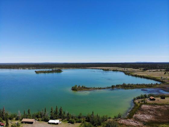 Thumb beaver dam lake ranch 10