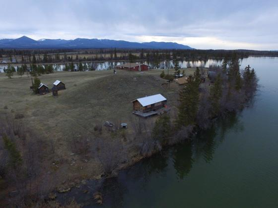 Thumb beaver dam lake ranch 28