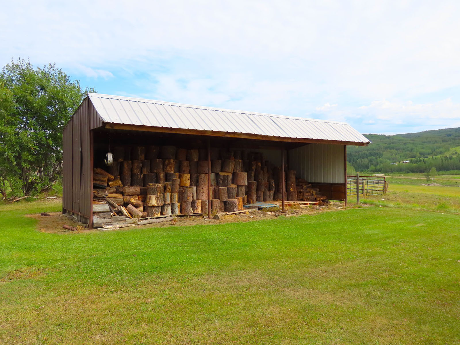 Dawson creek ranch 90