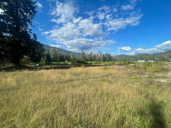High Exposure Commercial/Development Property - Malakwa, BC