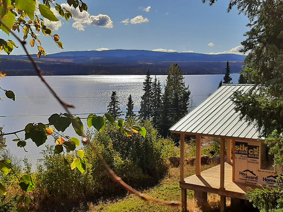 Pristine Francois Lake Waterfront - 20 Acres