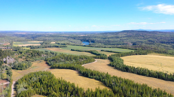 Lone Fir Ranch - A Masterful 1,600 Acre Ranch in Northern British Columbia (Fort Fraser, BC)