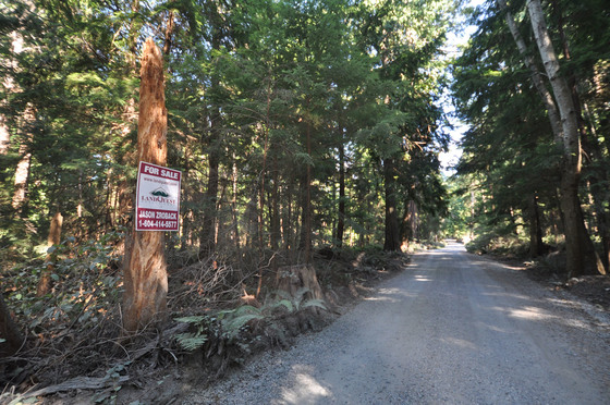 Two Contiguous Lots - Savary Island