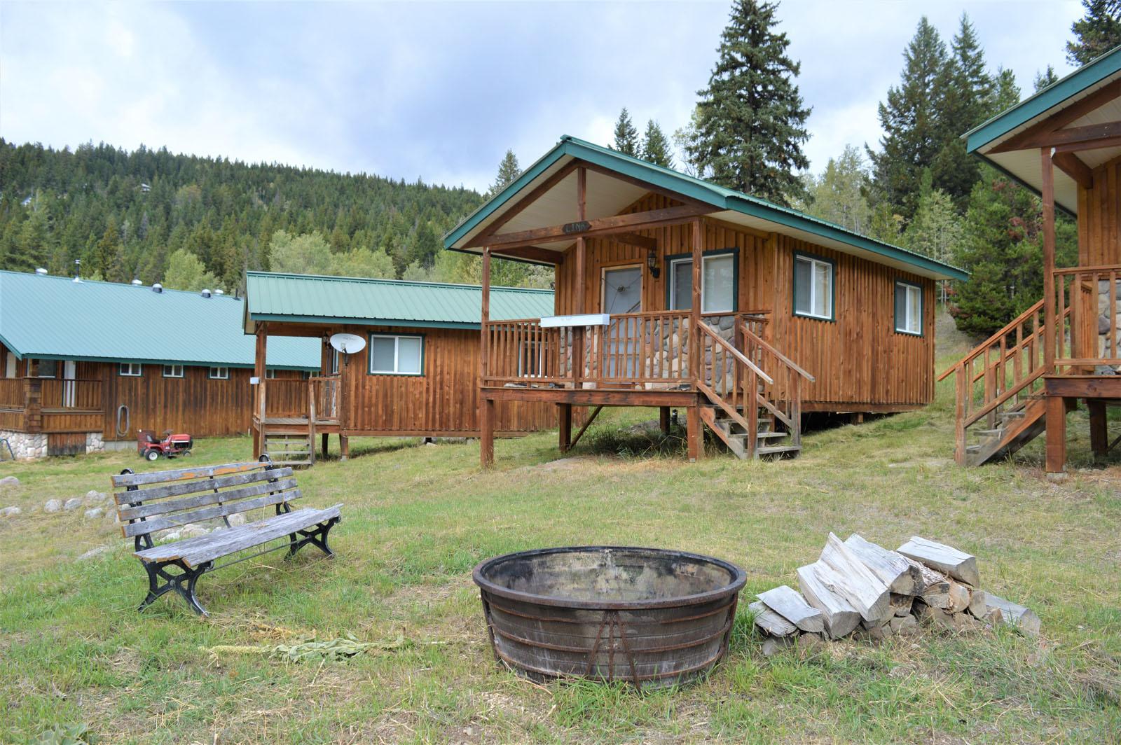 Bankier cabins 19