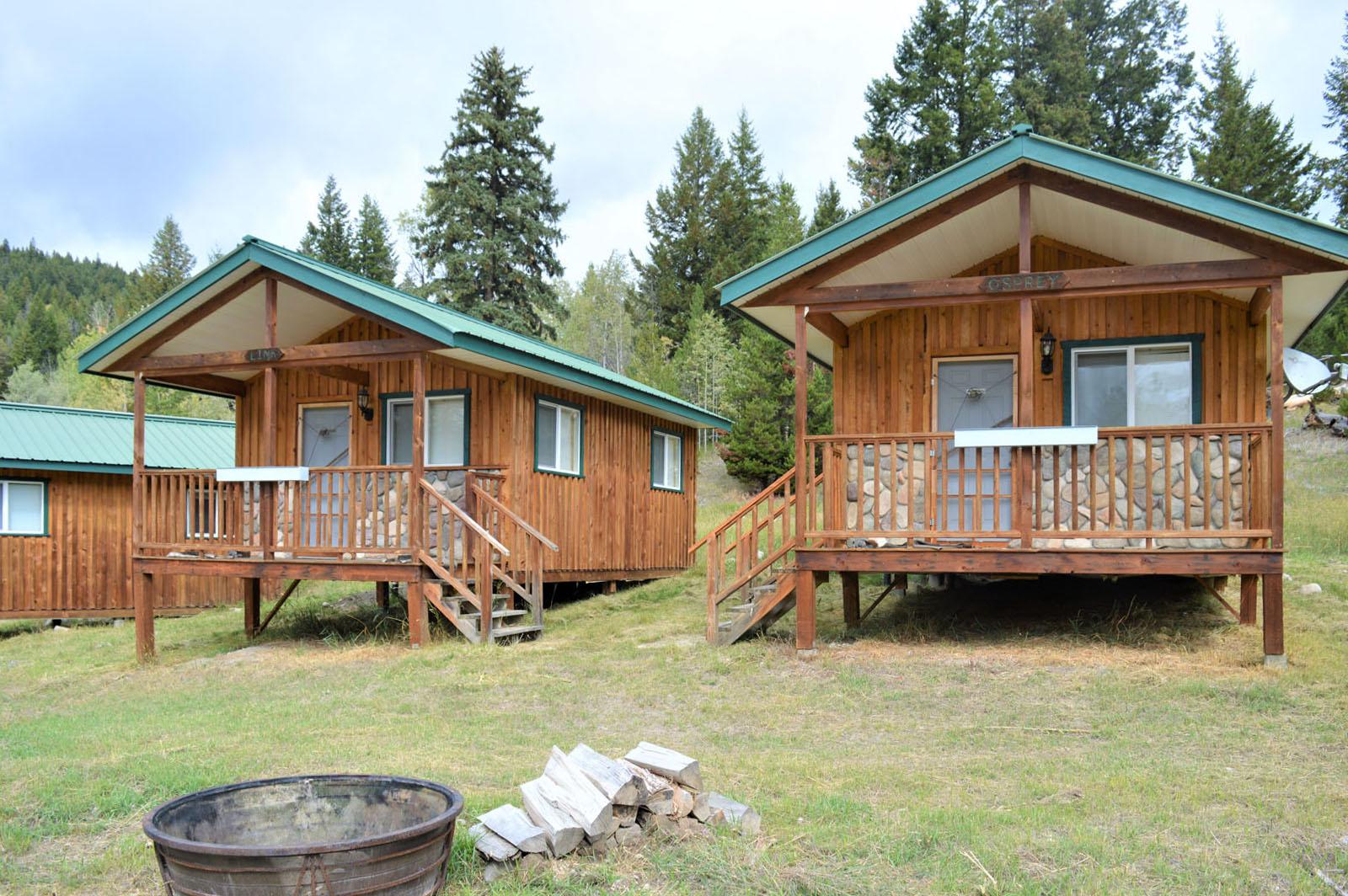 Bankier cabins 20