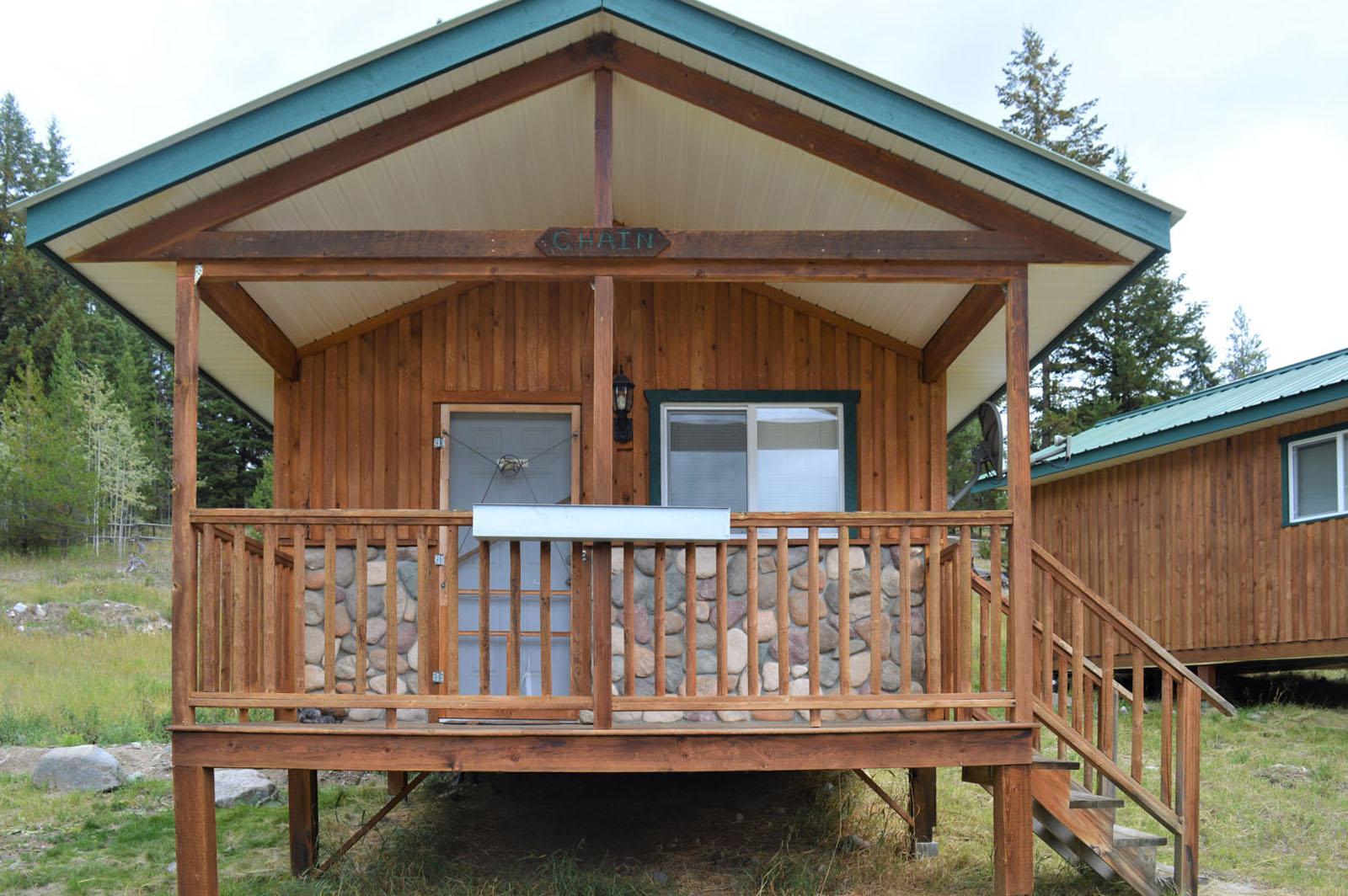 Bankier cabins 21