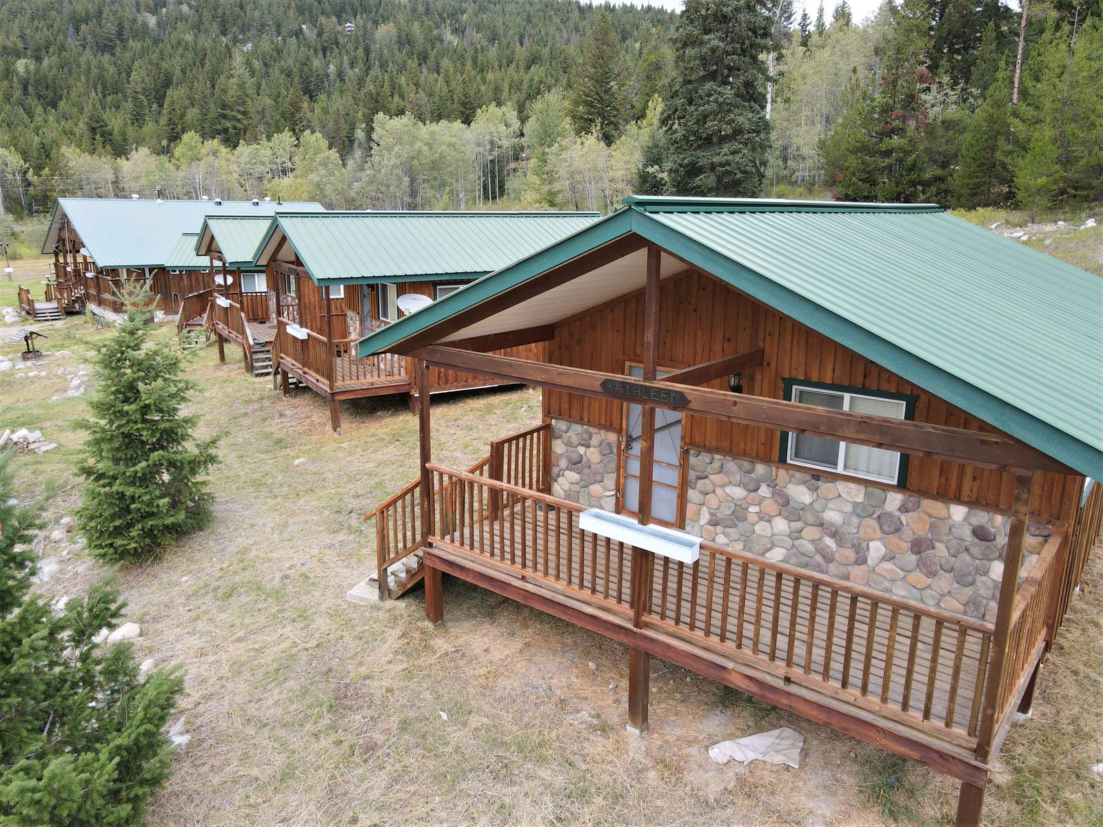 Bankier cabins 23