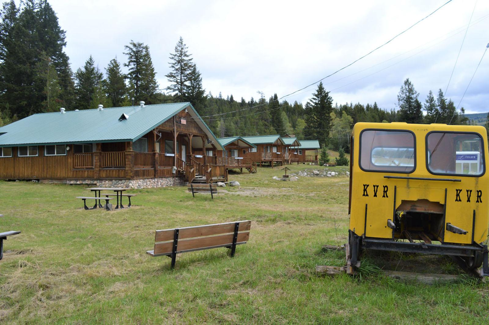 Bankier cabins 25