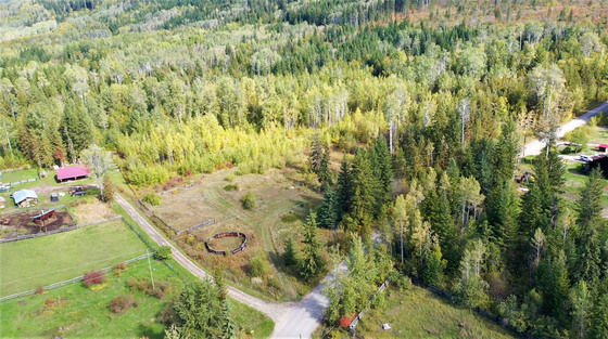 Pristine 37 Rural Acreage with Subdivision Potential - Clearwater, BC